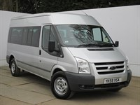 Used Ford Transit 15 Seater Minibus Trend TDCi 115p. tacho