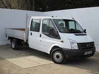 Used Ford Transit 350 double Cab Dropside