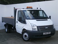 Used Ford Transit Tipper [1 Way] TDCi 125ps 'One Stop'