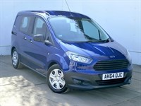 Used Ford Transit COURIER Komb1.5 Tdci 6Dr