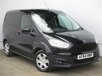 Used Ford Transit COURIER Tdci Trend Van