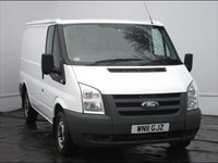 Used Ford Transit 260 SWB LRoof Van 85ps FWD