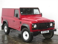 Used Land Rover Defender 110 Hard Top TDCi