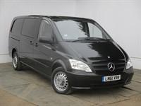 Used Mercedes Vito Dueliner V6 122CDI Auto A/C