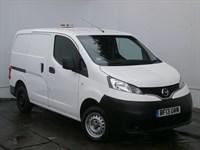 Used Nissan NV200 Nv200 dCi SE Van