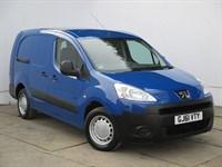 Used Peugeot Partner 716 HDi 90 Crew Van