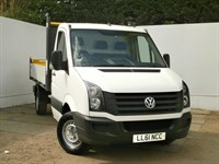 Used VW Crafter TDI 109PS Tipper Alloy