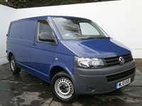 Used VW Transporter TDI 140PS Van DSG