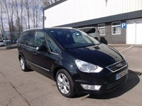Used Ford Galaxy Ecoboost Titanium 5Dr