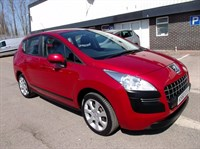 Used Peugeot 3008 HDi 112 Active 5dr