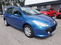 Used Peugeot 307 Special Eds X-Line 5dr