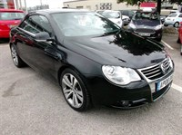 Used VW Eos Coupe Cabriole TDI Sport