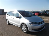 Used VW Sharan Executive Tdi S-A