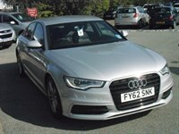 Used Audi A6 TDI S Line 4dr