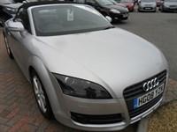 Used Audi TT T FSI 2dr