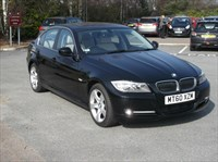 Used BMW 320d 3-series 3 [184] Exclusive Edition 4dr Step Auto