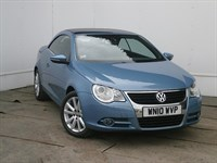 Used VW Eos TDI SE Convertible 2dr
