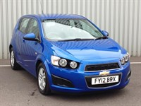 Used Chevrolet Aveo Hatchback 1.3 VCDi 95 LT Eco
