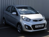 Used Kia Picanto Hatchback 1 Air 5dr