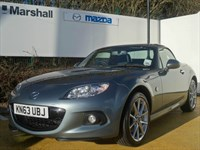Used Mazda MX-5 Mx-5 2.0i Sport Tech Nav 2Dr