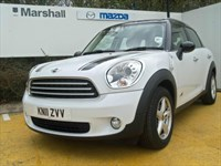 Used MINI Cooper Countryman Cooper D All4 5Dr Auto