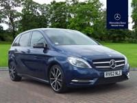 Used Mercedes B180 CDI B CLASS Hatchback Bl