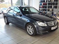 Used Mercedes C180 C-Class Executive Se Blue-Cy