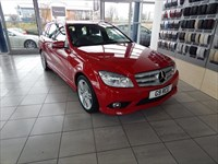 Used Mercedes C180 C-Class KOMPRESSOR BlueEfficiency Sport Automatic