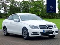 Used Mercedes C220 C CLASS CDI Execut