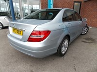 Used Mercedes C180 C-Class C Class Saloon BlueEFFICIENCY E