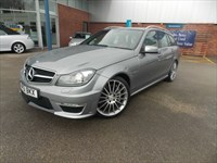 Used Mercedes C63 AMG C-Class C Class Amg Estate Edition 125 5