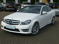 Used Mercedes C220 C-Class C Class Coupe CDI AMG Sp