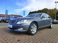 Used Mercedes S320 S-Class CDI Saloon