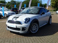 Used MINI Cooper Coupe Mini Cooper S 3dr [Chili/Sport Pack]