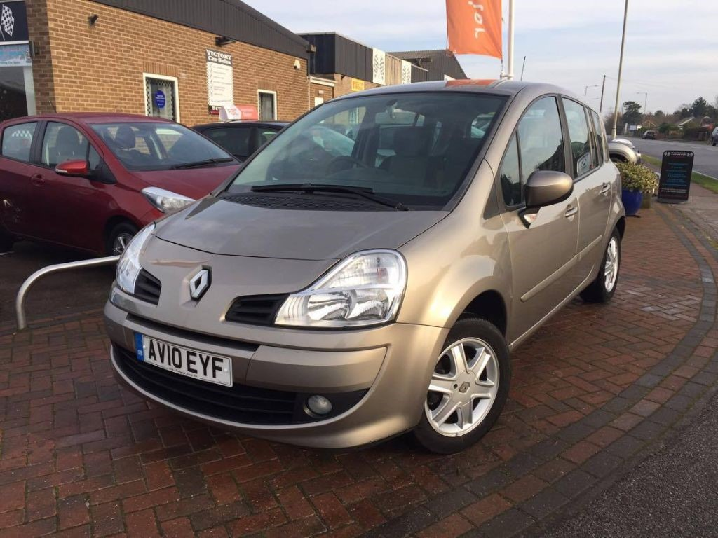 used beige renault grand modus for sale suffolk. Black Bedroom Furniture Sets. Home Design Ideas