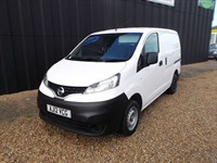 Used Nissan NV200 SE DCI
