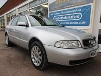 Used Audi A4 Avant SE
