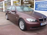 Used BMW 318i BMW 318 2.0 Touring 2006 i SE 7 service receipts last July 2014 P/X