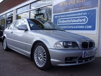 Used BMW 325 CI SE