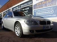 Used BMW 730d SE
