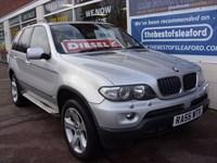 Used BMW X5 D SPORT
