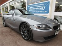 Used BMW Z4 SPORT ROADSTER