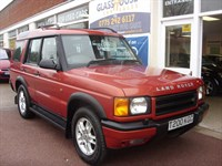 Used Land Rover Discovery TD5 GS 5STR