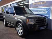 Used Land Rover Discovery 3 TDV6 S