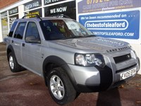 Used Land Rover Freelander TD4 SE STATION WAGON
