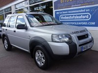 Used Land Rover Freelander TD4 S STATION WAGON