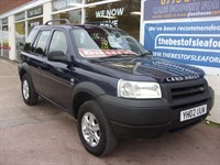 Used Land Rover Freelander TD4 GS STATION WAGON