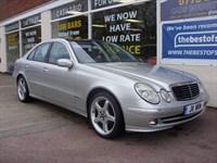 Used Mercedes E320 CDI AVANTGARDE