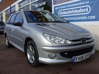 Used Peugeot 206 SW VERVE HDI