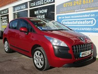 Used Peugeot 3008 ACTIVE HDI